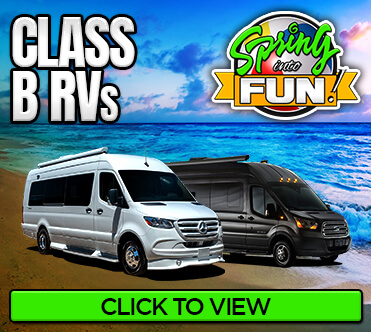 New and Used RVs Inventory - Class B
