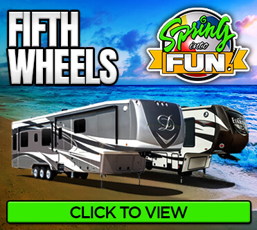 New and Used RVs Inventory - 5th Wheels