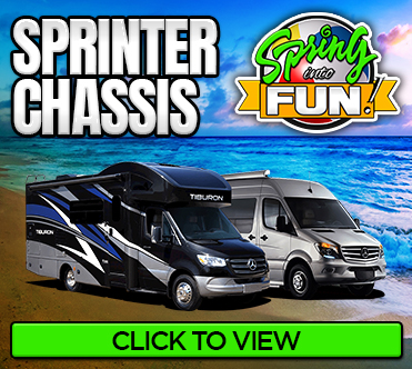 New and Used RVs Inventory - Sprinter Chassis