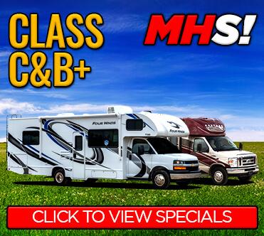 MHSpecials! Class C & B+