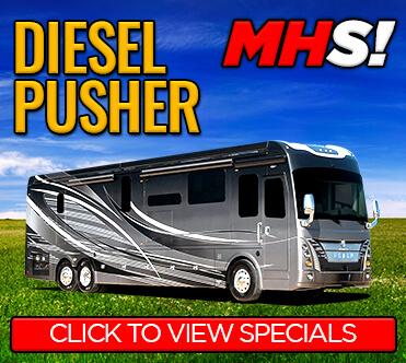 MHSpecials! Diesel Pusher