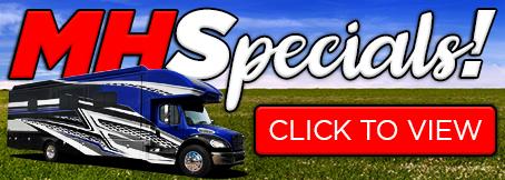 Homepage - MHSpecials!
