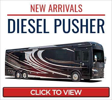 New Arrivals Diesel Pusher