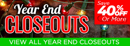 Homepage - Year End Closeout