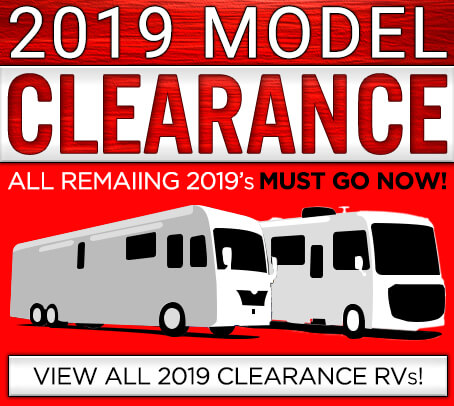 Sizzling Summer Savings July Specials - 2019 Model Clearance