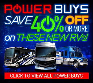 40 Percent Off or More Power Buys