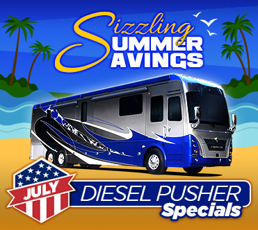 Sizzling Summer Savings July Specials Diesel Pusher