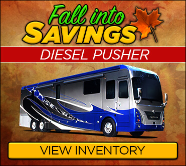 Red Hot Web Specials Diesel Pusher