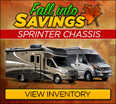 Red Hot Web Specials Sprinter Chassis