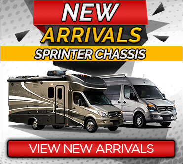 New Arrivals Sprinter Chassis
