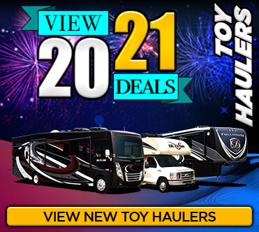 Year-End Closeout - Toy Hauler