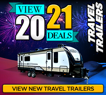 Year-End Closeout - Travel Trailers