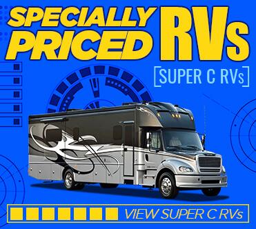 Specially Priced RVs Super C
