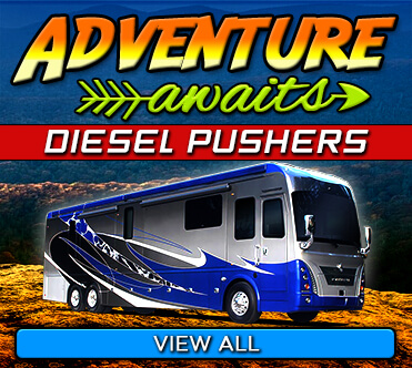 Adventure Awaits - Diesel Pusher