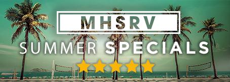 Homepage - Summer Specials