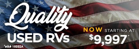 Homepage - 2019 Quality Used RVs