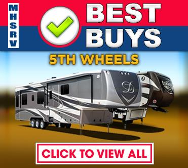 Best Buys 5th Wheels