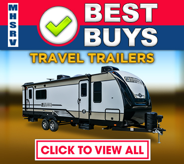 Best Buys Travel Trailers