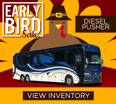 Early Bird Sale Diesel Pusher