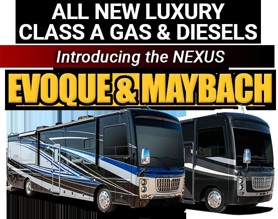 Sidebar Nexus Evoque & Maybach