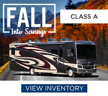 Fall Into Savings Sales Event Class A