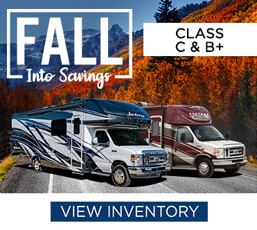 Fall Into Savings Sales Event Class C & B+