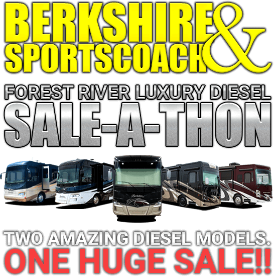 Sidebar Forest River Berkshire & Sportscoach
