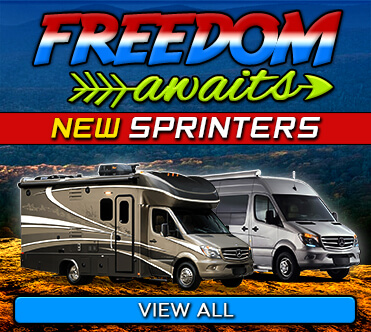 Freedom Awaits - Sprinter Chassis