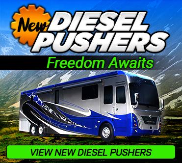 Freedom Awaits - Diesel Pusher