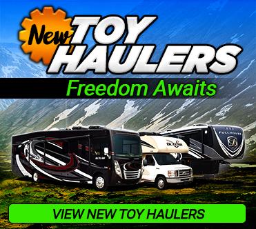 Freedom Awaits - Toy Hauler