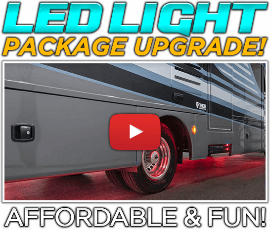 Sidebar LED Light Package Upgrade