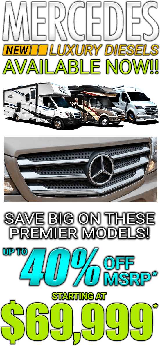 Sidebar Mercedes Sprinter Luxury Diesel