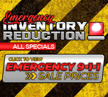 Emergency Inventory Reduction -