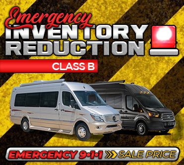 Emergency Inventory Reduction - Class B