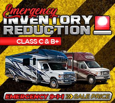 Emergency Inventory Reduction - Class C & B+