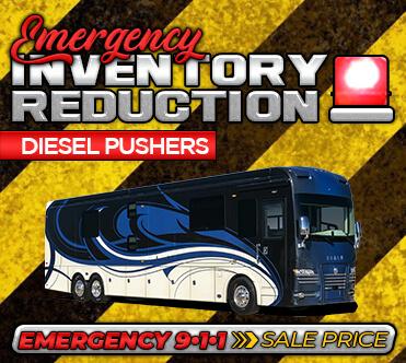Emergency Inventory Reduction - Diesel Pusher
