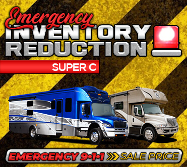 Emergency Inventory Reduction - Super C