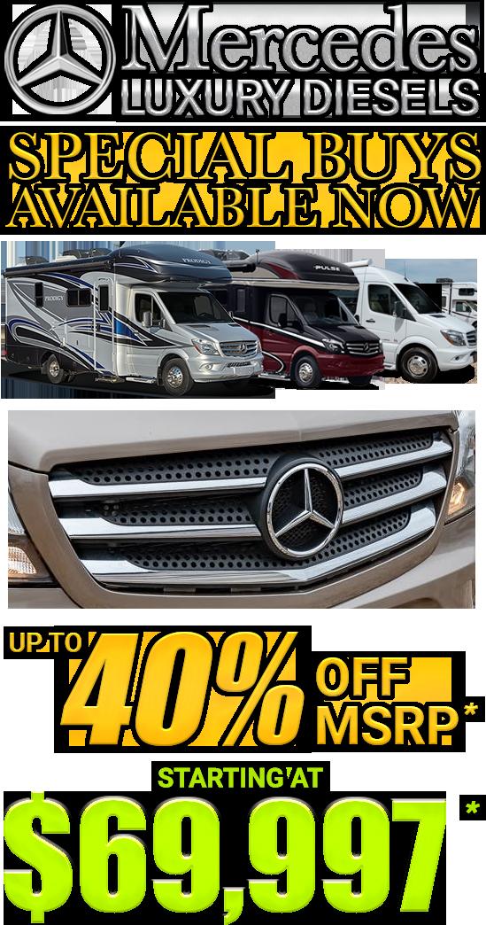 Mercedes Luxury Diesels