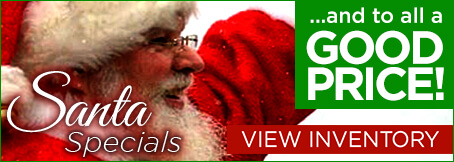 Homepage - Santa Specials
