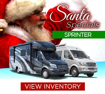 Santa Specials Sprinter Chassis