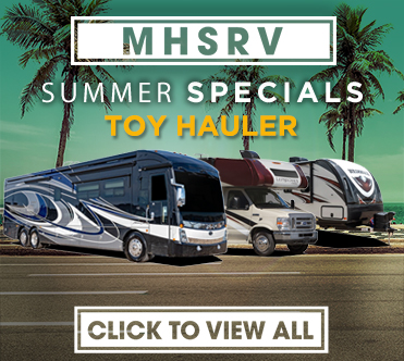 Summer Selldown Toy Hauler