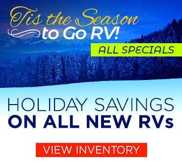 Tis The Season to Go RV