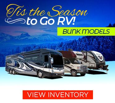 Tis The Season to Go RV Bunk Model