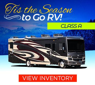 Tis The Season to Go RV Class A