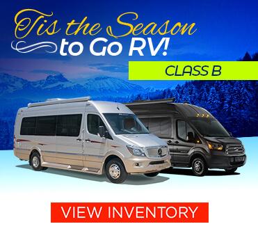 Tis The Season to Go RV Class B