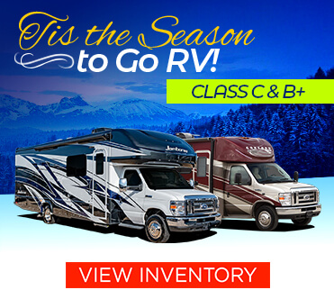 Tis The Season to Go RV Class C & B+
