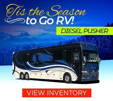 Tis The Season to Go RV Diesel Pusher