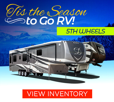 Tis The Season to Go RV 5th Wheels