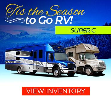 Tis The Season to Go RV Super C