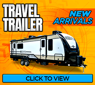 New Arrivals Travel Trailers